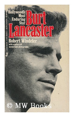 9780515084528: Burt Lancaster
