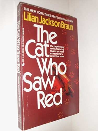 9780515084917: Cat Who Saw Red