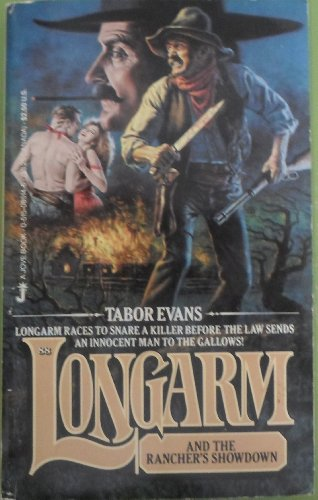 Longarm and the Rancher's Showdown (Longarm, No. 88) (0515085146) by Tabor Evans