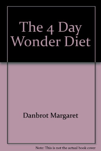 9780515085631: 4-day Wonder Diet
