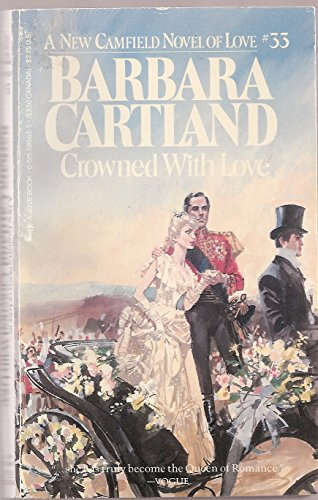 9780515085686: Crowned With Love (Camfield Novels of Love)