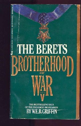 9780515085877: Title: The Berets Brotherhood of War Book V