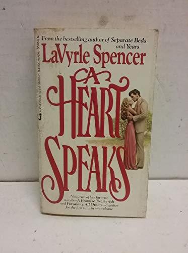 9780515086034: A Heart Speaks