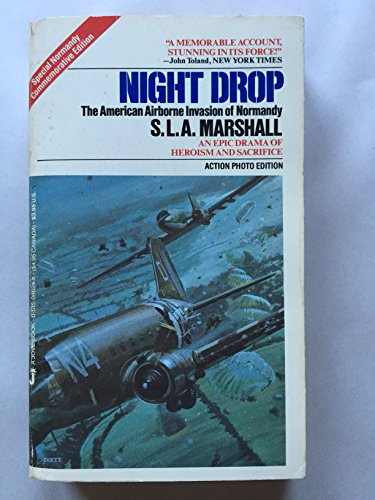 9780515086249: Night Drop The American Airborne Invasion of Normandy