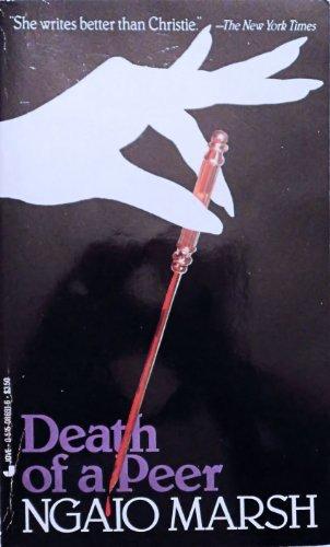 9780515086911: Death Of A Peer