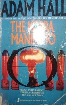 9780515086980: The Kobra Manifesto