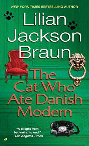 9780515087123: The Cat Who Ate Danish Modern
