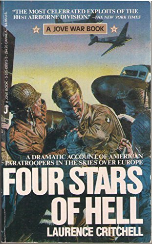 Four Stars Of Hell: Critchell, Laurence