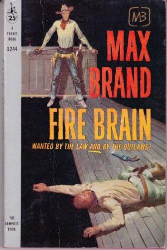 9780515089622: Fire Brain