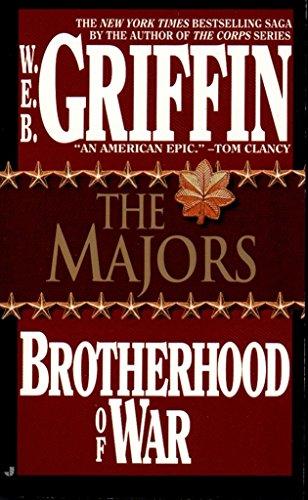 9780515089950: The Majors (Brotherhood of War)