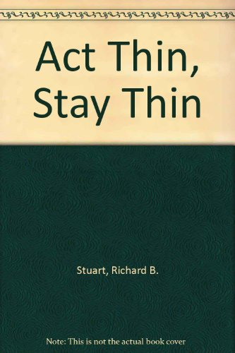 9780515089974: Act Thin Stay Thin