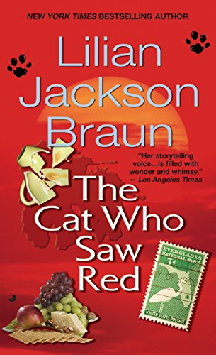 9780515090161: The Cat Who Saw Red