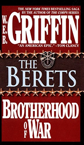 9780515090208: The Brotherhood of War:Book 4: The Berets Book 4