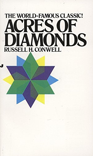 Acres of Diamonds (Paperback): Russell Herman Conwell