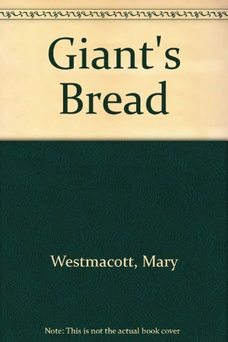 9780515091205: Giant's Bread