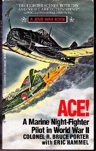 9780515091595: Ace A Marine Night-Figher Pilot in World War II