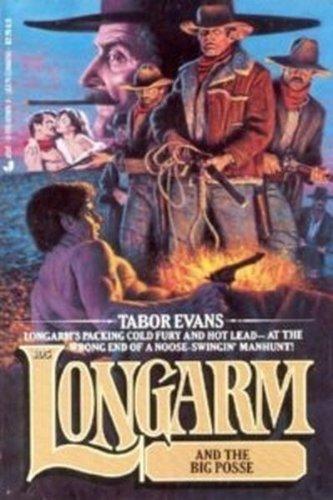 9780515091694: Longarm and the Big Posse (Longarm, No.105)