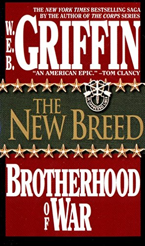 9780515092264: The New Breed (Brotherhood of War, Book 7)