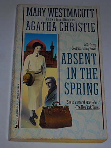 9780515092622: Absent in the Spring