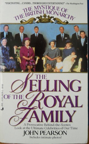 Selling Royal Family: Pearson, John