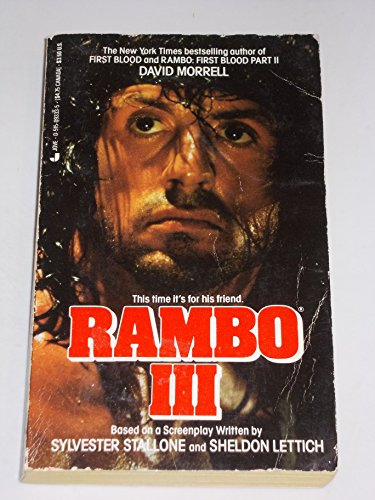Rambo 3: David Morrell