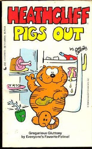 9780515094176: Heathcliff Pigs Out