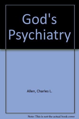 9780515094626: Gods Psychiatry