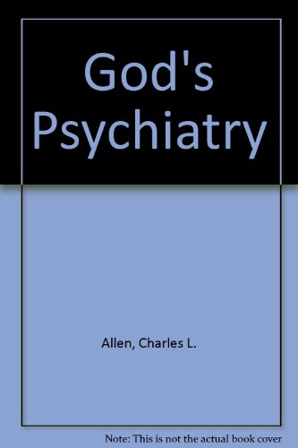 9780515094626: Gods Psychiatry