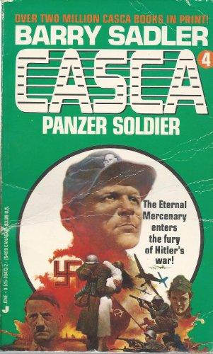 9780515094725: Casca: Panzer Soldier (#4)
