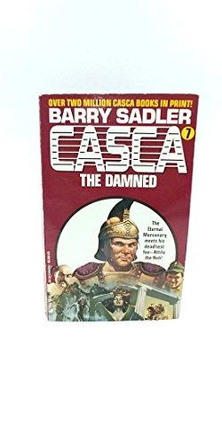 9780515094732: Casca the Damned (Casca, No. 7)