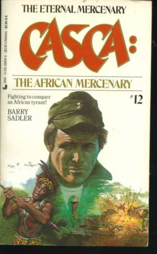9780515094749: Casca: The African Mercenary