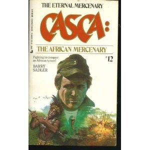 9780515094749: The African Mercenary (Casca, No. 12)