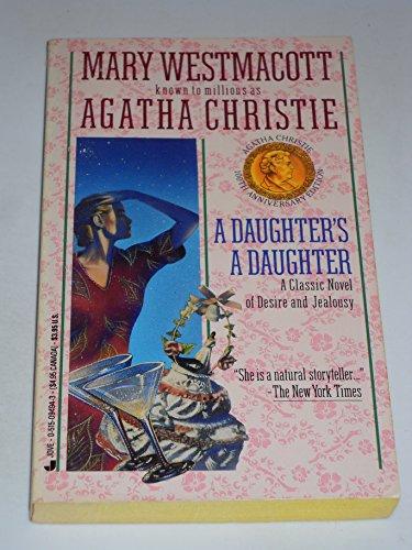 9780515094947: Daughter's Daughter