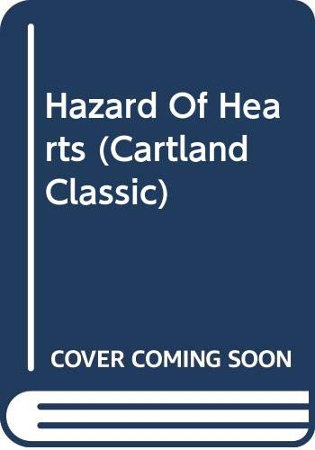 9780515095128: Hazard Of Hearts (Cartland Classic)