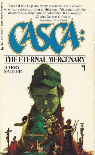 9780515095357: The Eternal Mercenary (Casca, No. 1)