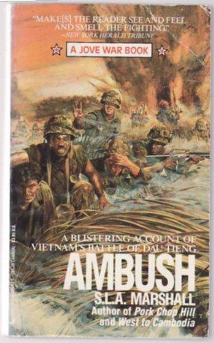 9780515095432: Ambush (Jove War Book)