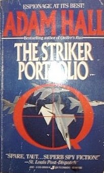 9780515095692: Striker Portfolio
