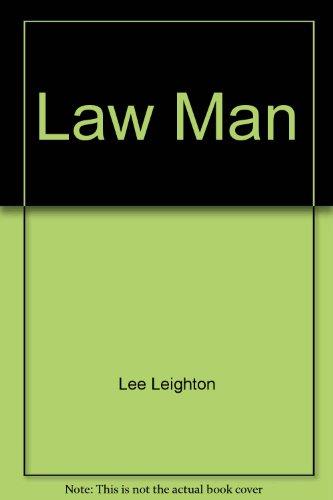 9780515095739: Law man