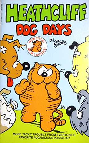 9780515095913: Heathcliff Dog Days