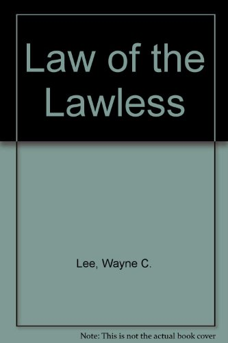 9780515096187: Law Of The Lawless
