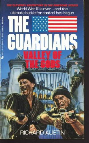 9780515096422: Guardians 11: Valley of the Gods (Guardians, No 11)