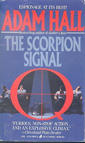9780515096453: The Scorpion Signal