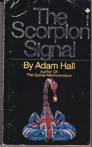 9780515096453: Scorpion Signal