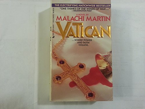 9780515096545: The Vatican: A Novel
