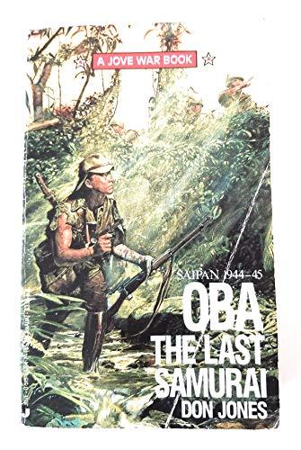 9780515097047: Oba: The Last Samurai