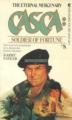 9780515097238: Soldier of Fortune (Casca)