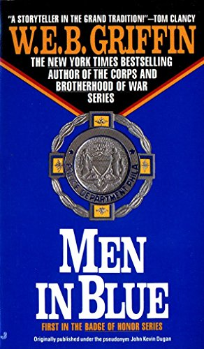 Men in Blue (Badge Of Honor) (0515097500) by W.E.B. Griffin