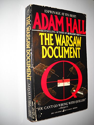 9780515097689: The Warsaw Document