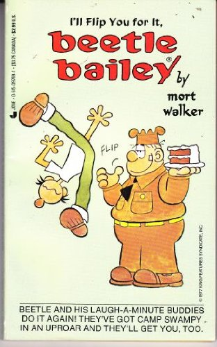 9780515097696: I'll Flip You for It, Beetle Bailey