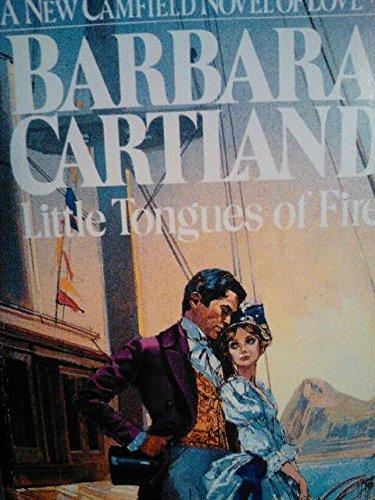 9780515098433: Little Tongues of Fire (Camfield Novels of Love)